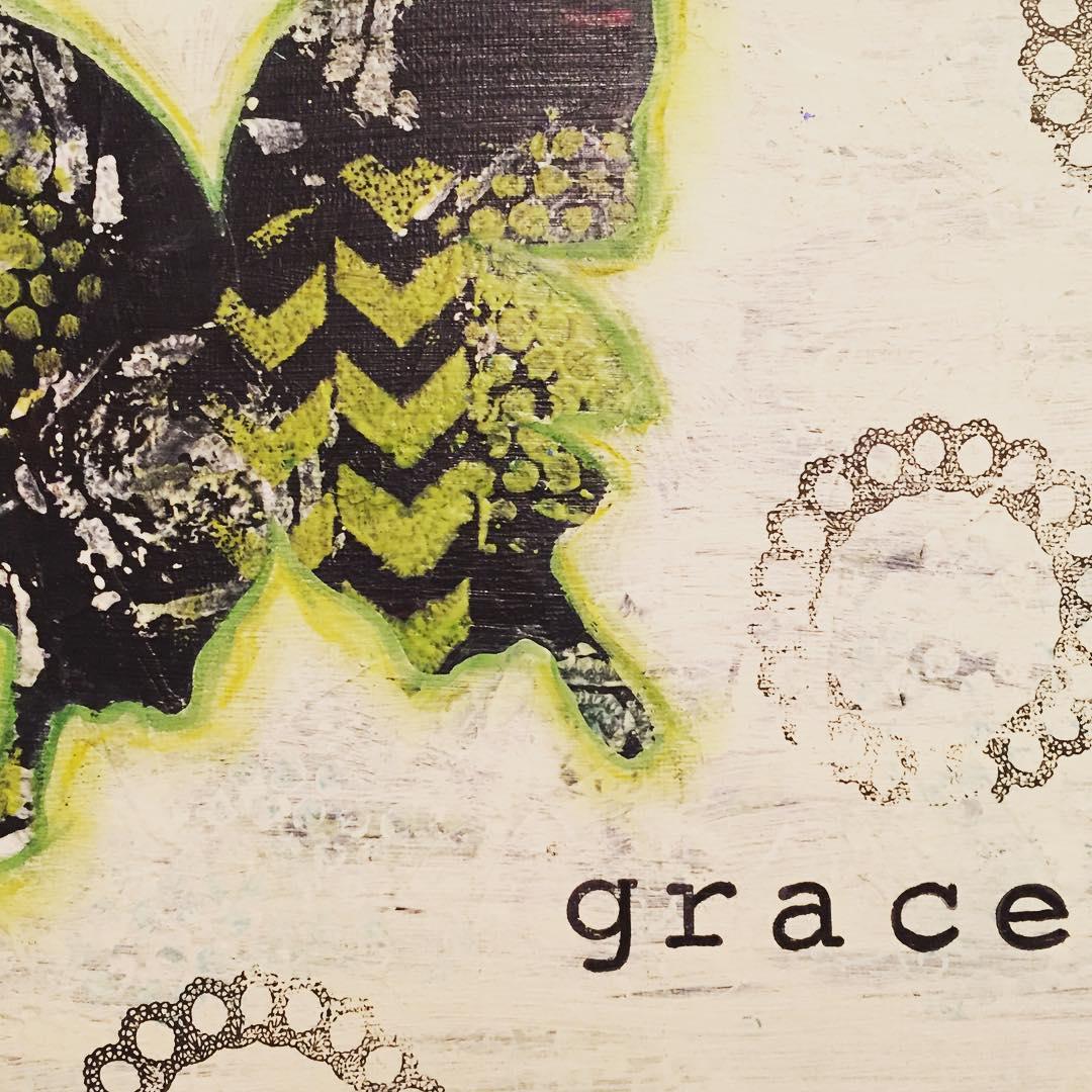 "[img] ""Grace"" by Chariti Gent"